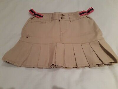 Ralph Lauren Girls Beige Skirt.