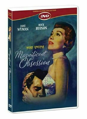 Magnificent Obsession -Jane Wyman, Rock Hudson NEW ALL REGION DVD NTSC UK SELLER