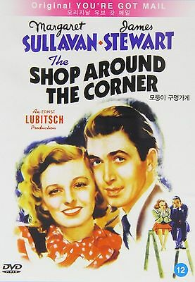 SHOP AROUND THE CORNER - Margaret Brand New and Sealed All Region Compatible DVD
