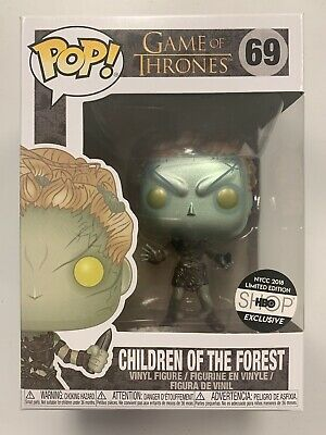 Funko Pop Game Of Thrones Children Of The Forest HBO Shop NYCC 2018