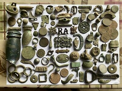 Metal Detecting Finds Collection - Medieval & Post Medieval Artefact, Lot 1 of 3