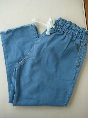 Tocoto Vintage Recycled Denim Jeans 6Y BNWT