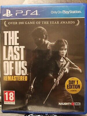 The Last of Us Remastered - PS4