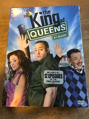 King of Queens: The Complete Ninth Season (DVD, 2007) - New! Sealed!