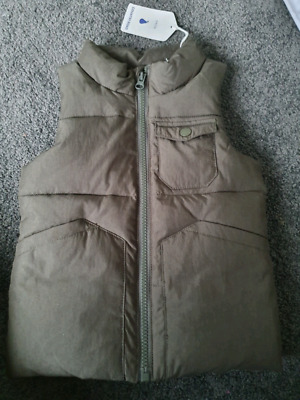 Country Road New kid vest size 2-3 boy