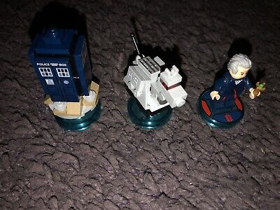 Lego Dimensions Dr Who Level Pack (71204) 100% Complete