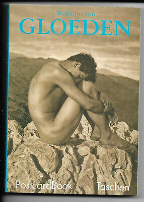 Vintage Gay Interest Magazine - WILHELM VON GLOEDEN POSTCARD BOOK