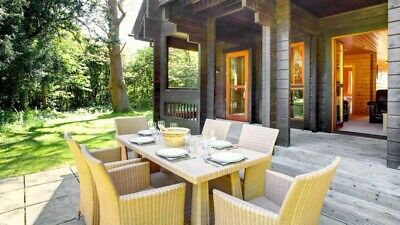 Holiday Lodge at Clowance Estate - Nr Camborne-Cornwall(7th to 14th Dec19)
