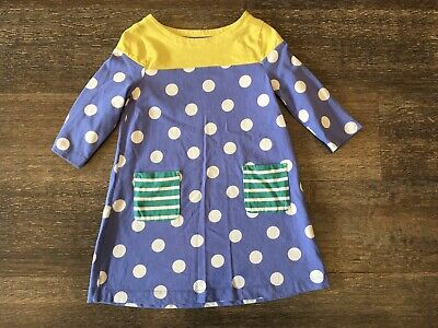 Mini Boden Age 4-5 Tunic Dress