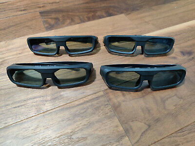 Epson ELPGS03 RF 3D Glasses - PERFECT CONDITION