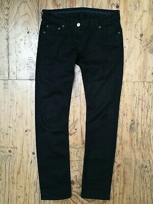 French Connection FCUK black jeans / trousers Size Age 14
