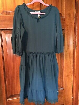 NWOT Matilda Jane Make Believe So Spirited Dress 8 10 12 14 tween