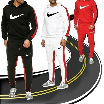 √√Men's New Casual Wear Printing Suit Men's Hooded Sweater Wei Pants Sports Suit