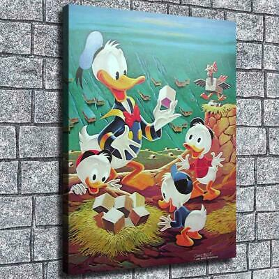 """16""""x22""""Disney HD Canvas print Painting Home Decor Picture Room Wall art Poster"""