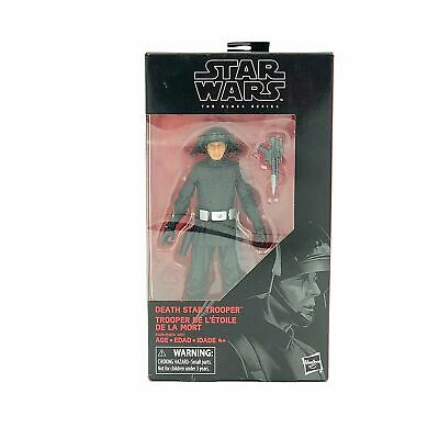Death Star Trooper New Star Wars Black Series 6 inch Action Figure
