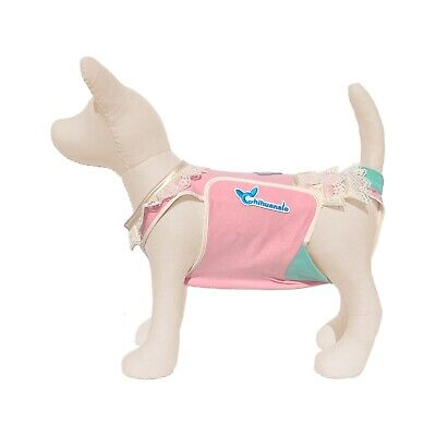 "Chihuansie® ""Duchess of Barks"" Designer Full-Body Dog Diaper"