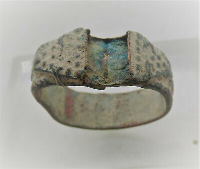 European Finds Ancient Bronze Ring. Needs Further Research