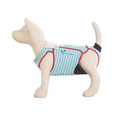 "Chihuansie® ""Anchors Aweigh!"" Designer Full-Body Dog Diaper"