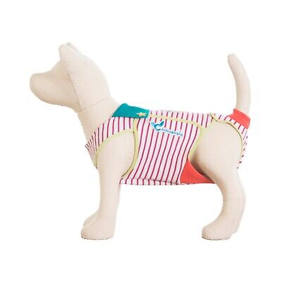 "Chihuansie® ""St. Barks"" Designer Full-Body Dog Diaper"