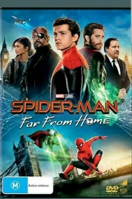 Spiderman Far From Home (DVD, 2019) NEW Sealed