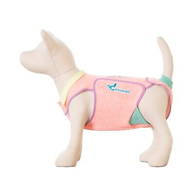 "Chihuansie® ""Bark Deco"" Designer Full-Body Dog Diaper"