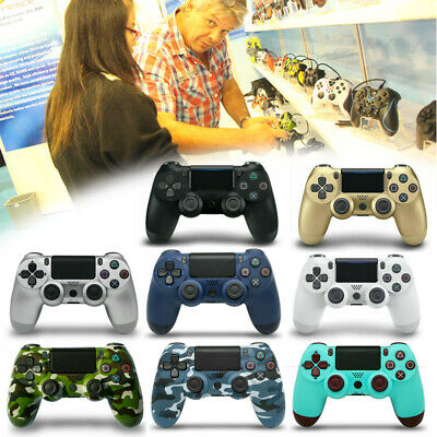 PS4 DUALSHOCK 4 Bluetooth4.0 Wireless Controller Gamepad for SONY PlayStation