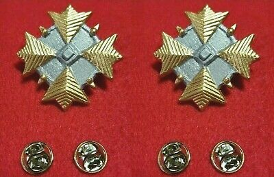 Star Trek The Next Generation Uniform ADMIRAL Rank Pip Pin Badge Insignia