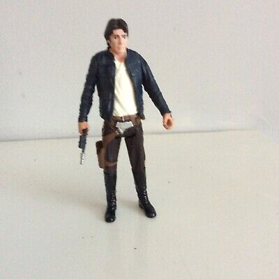 Star Wars Han Solo (Bespin) Force Link Enabled 3.75inch Action Figure, Loose