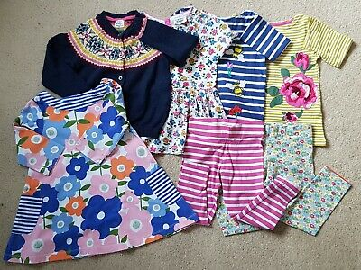 Girls Boden Clothes Bundle, Age 3-4, Tops, Cardigan & Leggings