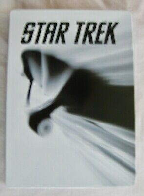 STAR TREK ~ 2009  2-Disc Set ~ Steelbook ~ Special Edition DVD