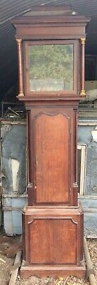 Long Case Clock Trunk, Hood & Movement Parts