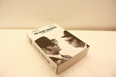 The Blues Brothers-Limited Edition 2 Dvd+Cd+Armonica-John belushi dan aykroyd
