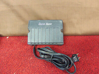 Channel Master Model 0040 Antenna Amplifier Power Supply 0040C preamp supply