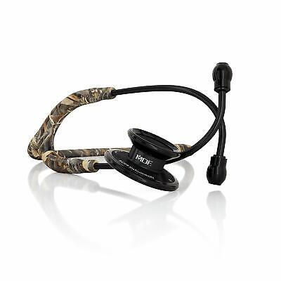 RealTree Max-5 and BlackOut MD One® Stethoscope for Adult Patients - Limited