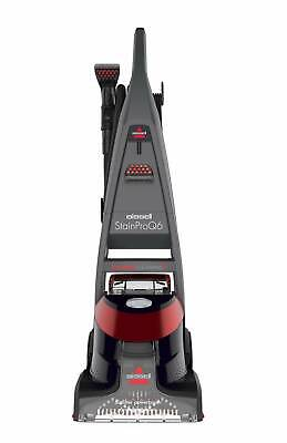 Bissell Stain Pro Q6 Carpet Cleaner Heat Wave Technology
