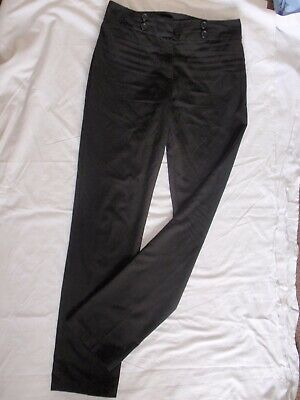 Black trousers size 13 yrs by TU with one back pocket.