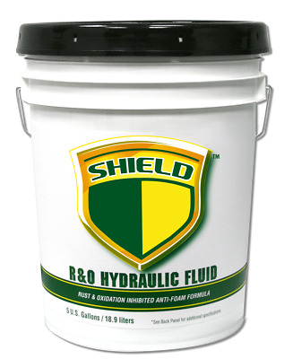 Shield R&O Hydraulic Fluid 5 Gallon Pail SRH005