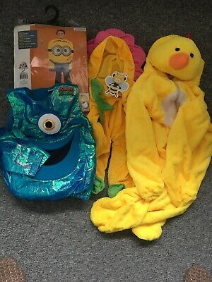 Joblot of Childs Fancy Dress - Excellent Condition
