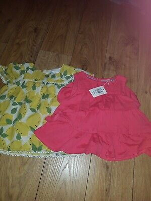 mini boden tops age 3-4 one brand new with tags other one worn once