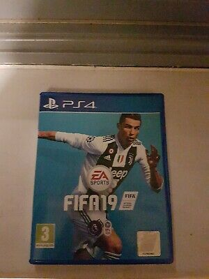 Fifa 19 PS4 Brand New Unsealed Never Played