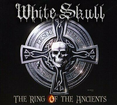 White Skull - The Ring Of The Ancients [Cd]