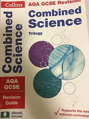 Collins - Aqa Gcse Revision - Combined Science Trilogy - All-In-One- Used