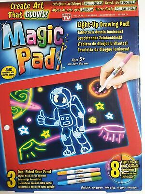 For Magic Pad Create Drawing With Light Painting Graffiti Doodle Board Z9D0Q
