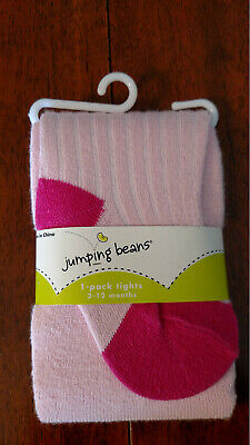 Infant Girls Jumping Beans 2 Pk Sweater tights Various Color 3-12M 12-24M