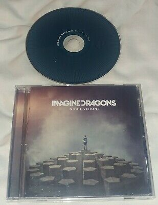 IMAGINE DRAGONS Night Visions CD 2012 Interscope