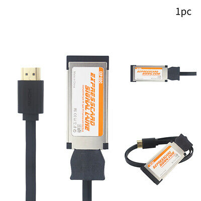 EXP GDC Port Express Card Easy Use External 34 54 Interface Plastic Signal Line