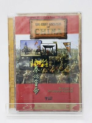 New IMAX - The First Emperor of China (DVD, 1999)