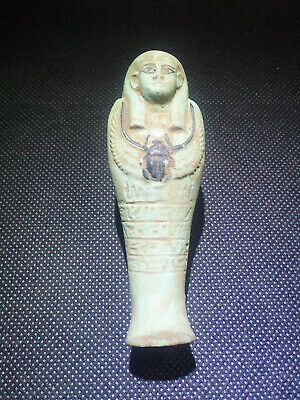 EGYPTIAN ANTIQUES ANTIQUITIES Ushabti Shawabti Shabti Shabty 1570-1099 BC