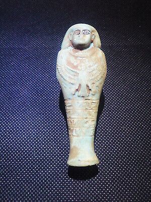 EGYPTIAN ANTIQUES ANTIQUITIES Ushabti Shawabti Shabti Shabty 1570-1098 BC