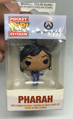 Funko Pocket Pop Keychain: Overwatch - Pharah Vinyl Figure Keychain Item #32791